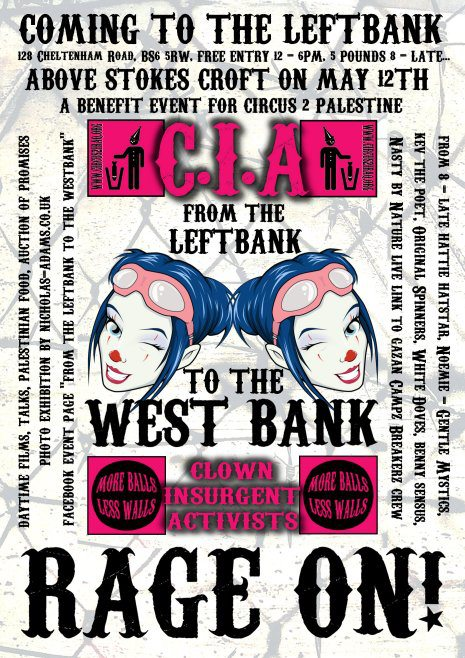 Palestine Fundraiser 12th May